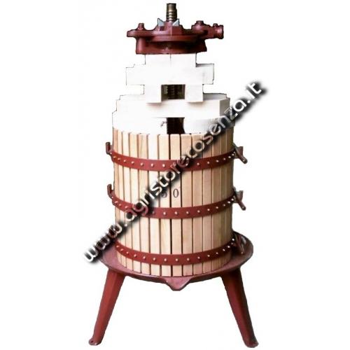 Torchio per vino
